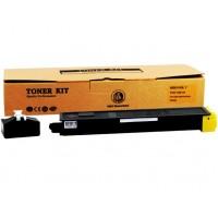 Utax CDC-5525/CDC-5520/256Cİ/206Cİ Sarı Chipli Muadil Toner