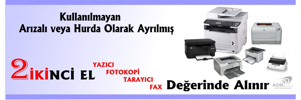 Ankara-toner-dolum-merkezi-ikinci-el