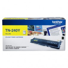 BROTHER TN-240Y SARI/YELLOW Renkli Lazer Toner