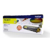 BROTHER TN-261Y SARI/YELLOW Renkli Lazer Toner