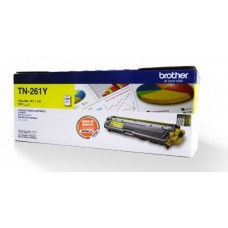 BROTHER TN-261Y SARI/YELLOW Renkli Lazer Toner