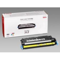 CANON CRG-717Y Sarı Renkli Lazer Muadil Toner