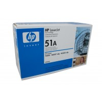 HP Q7551A (51A) Siyah Lazer Muadil Toner