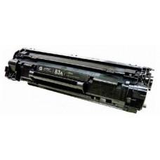 HP CF283A (83A) Siyah Lazer Toner Dolumu