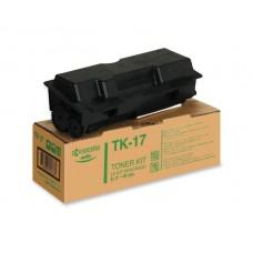 KYOCERA TK-17 Siyah Lazer Muadil Toner