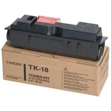 KYOCERA TK-18 / 100 Siyah Lazer Muadil Toner