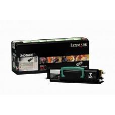 LEXMARK 34016HE (E340) Siyah Lazer Muadil Toner