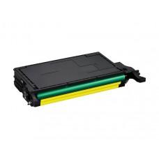SAMSUNG CLP-Y660B Sarı Renkli Lazer Muadil Toner