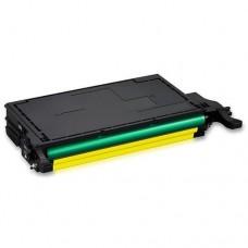 SAMSUNG CLT-Y609S Sarı Renkli Lazer Muadil Toner