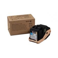 XEROX 106R02606 Mavi Renkli Lazer Muadil Toner