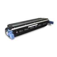 HP C9730A (645A) Siyah Renkli Lazer Muadil Toner