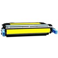HP CB402A (642A) Sarı Renkli Lazer Muadil Toner