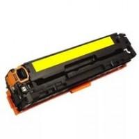 HP CB542A (125A) Sarı Renkli Lazer Muadil Toner