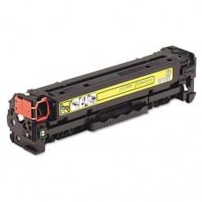 HP CC532A (304A) Sarı Renkli Lazer Muadil Toner