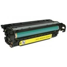 HP CE252A (504A) Sarı Renkli Lazer Muadil Toner
