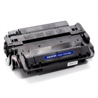 HP CE255X (55X) Siyah Lazer Muadil Toner