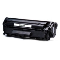 HP CE278A (78A) Siyah Lazer Muadil Toner