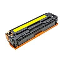 HP CE322A (128A) Sarı Renkli Lazer Muadil Toner