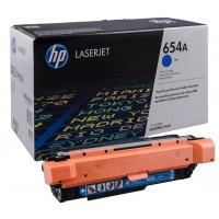 HP CF331A (654A) Mavi Renkli Lazer Muadil Toner