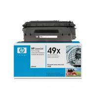 HP Q5949X (49X) Siyah Lazer Muadil Toner