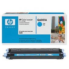 HP Q6001A (124A) Mavi Renkli Lazer Muadil Toner