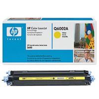 HP Q6002A (124A) Sarı Renkli Lazer Muadil Toner